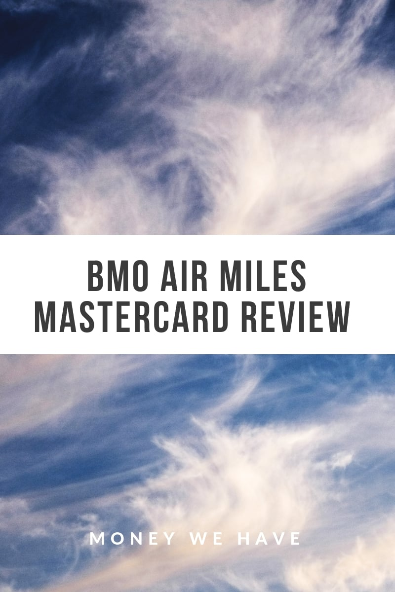 BMO AIR MILES®† Mastercard®* Review | No annual fee