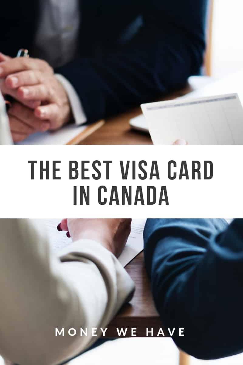 The Best Visa Card in Canada