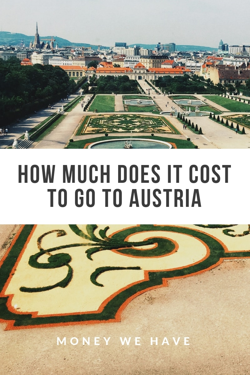 How Much Does it Cost to go to Austria?
