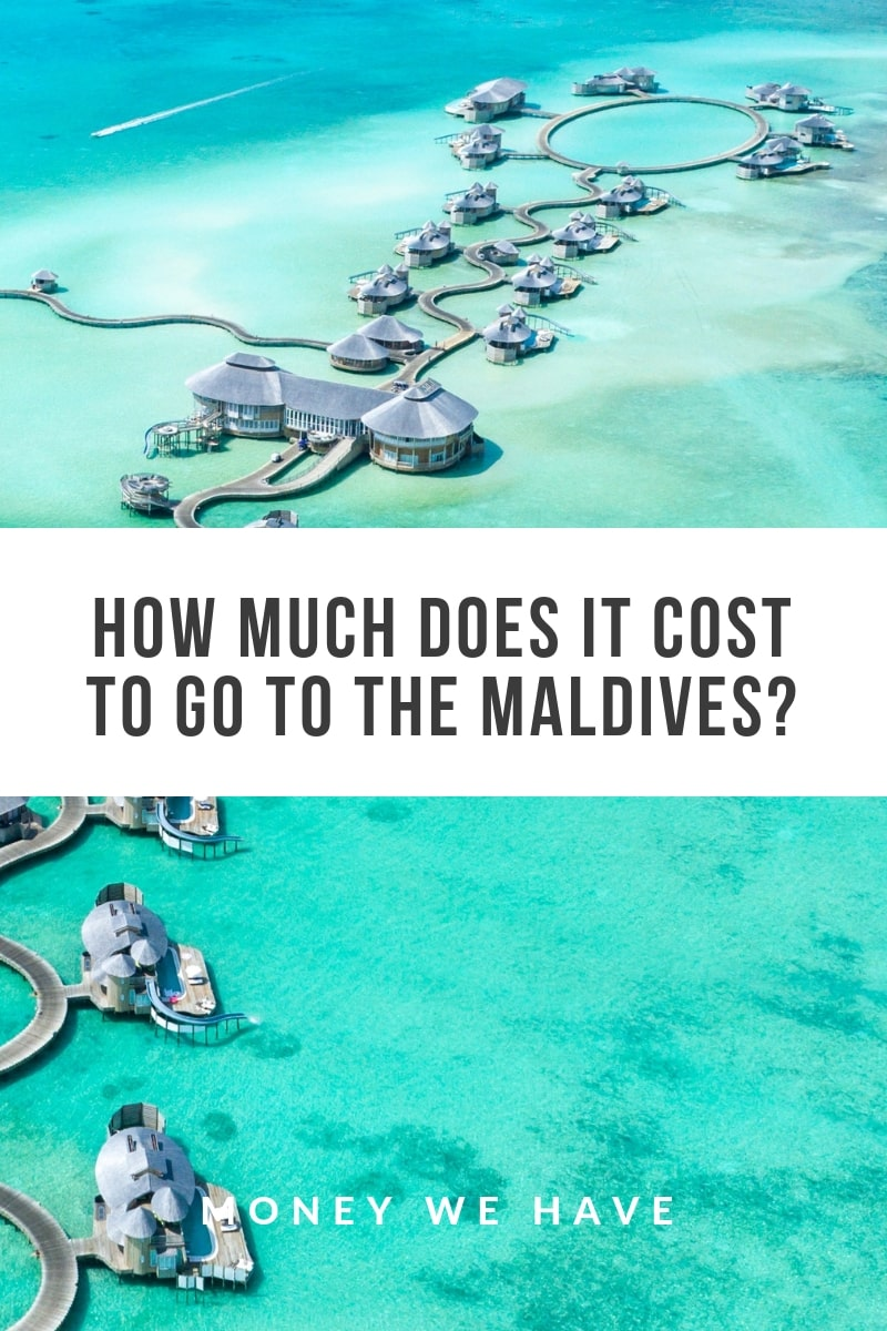 How Much Does It Cost to go to the Maldives?