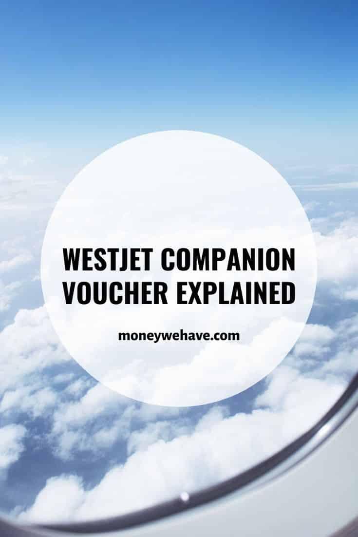WestJet Companion Voucher Explained