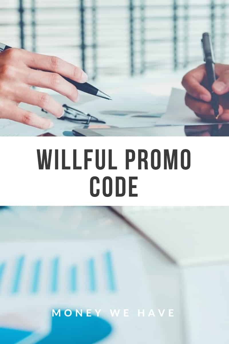 Willful Promo Code | Get $15 off