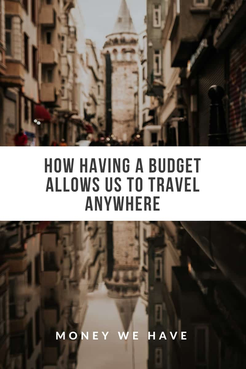 How Having a Budget Allows us to Travel Anywhere