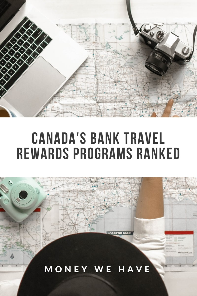Canada\'s Bank Travel Rewards Programs Ranked