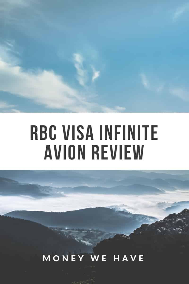 RBC Visa Infinite Avion Review