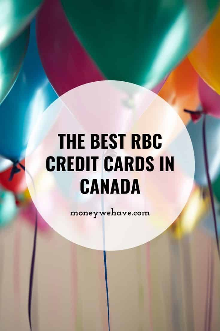 The Best RBC Credit Cards in Canada