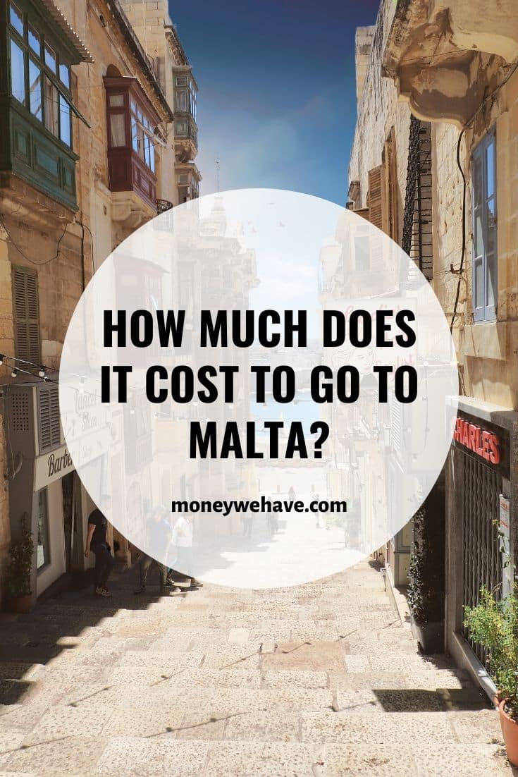 How Much Does It Cost to Go to Malta?