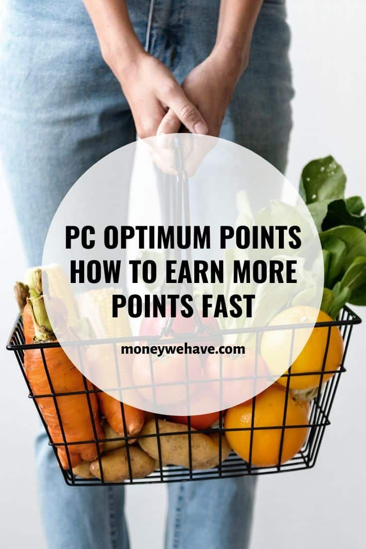 PC Optimum Points | How to earn more points fast!