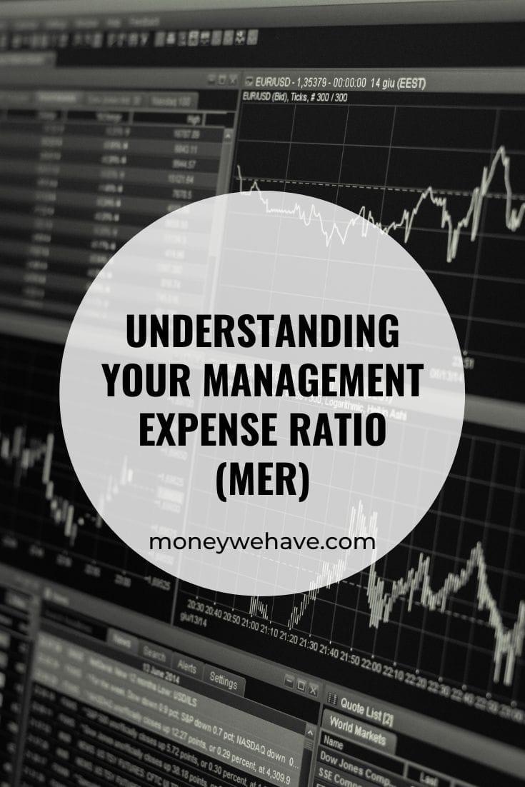 Understanding Your Management Expense Ratio (MER)