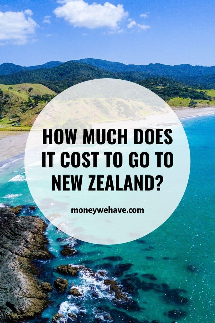 How Much Does it Cost to go to New Zealand?