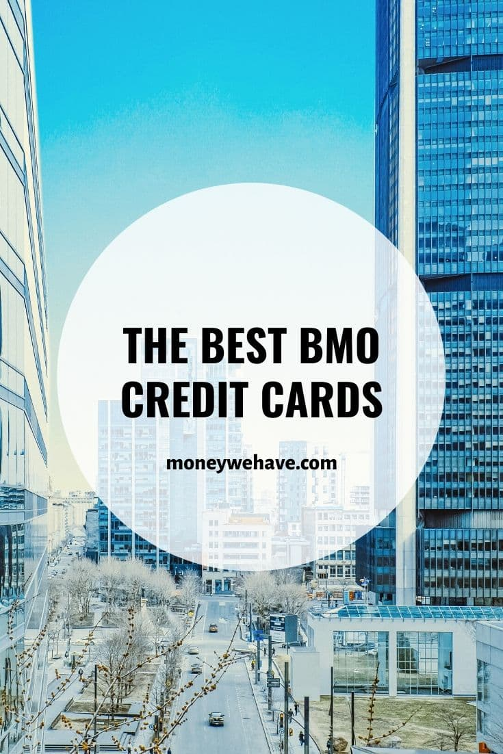 The Best BMO Credit Cards