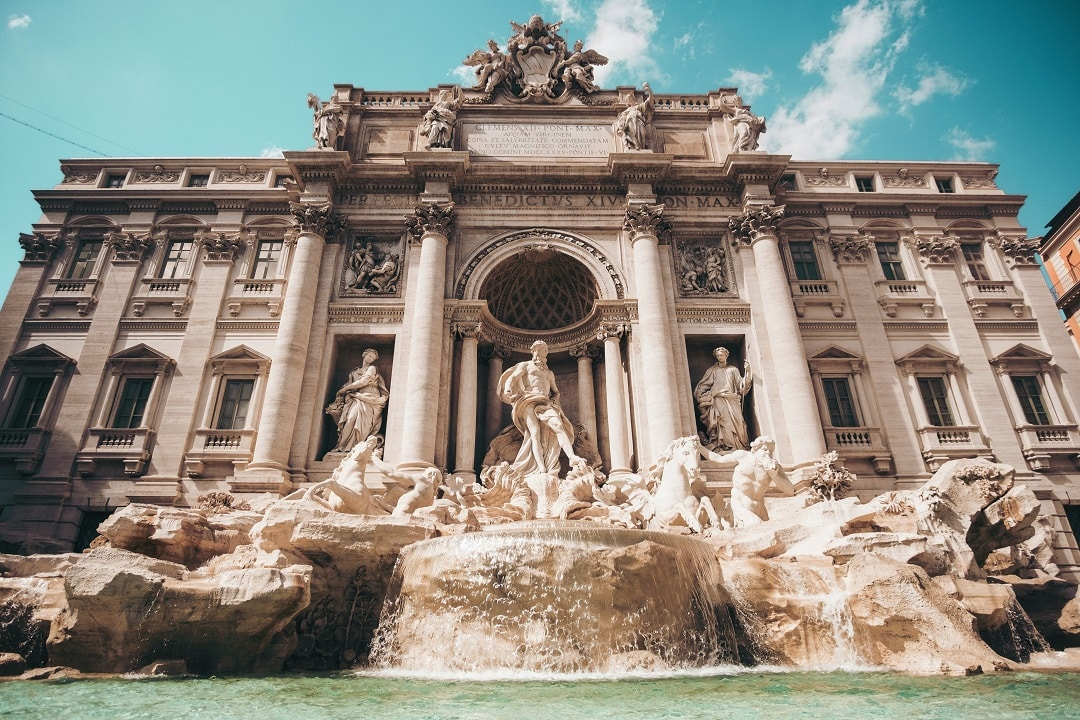 How much does it cost to go to Rome Trevi