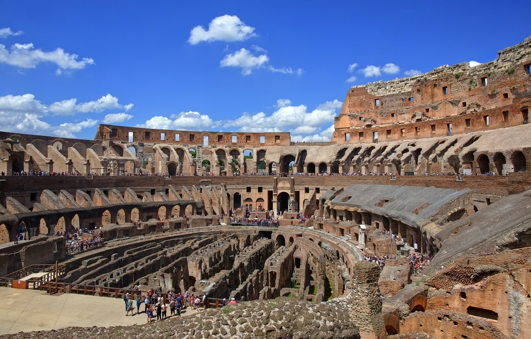 How much does it cost to go to Rome colosseum