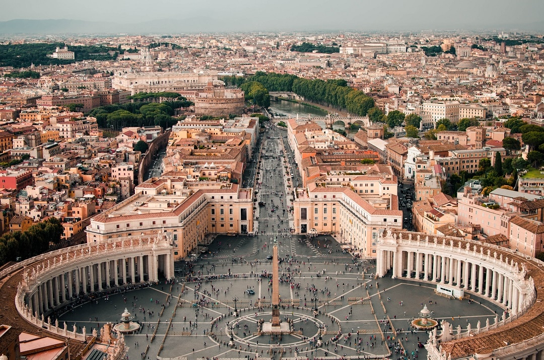 How much does it cost to go to Rome
