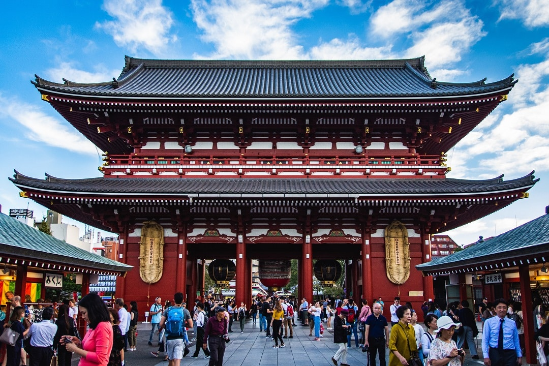How much does it cost to go to Tokyo Sensoji