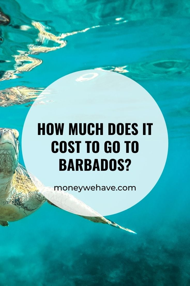 How Much Does it Cost to go to Barbados?