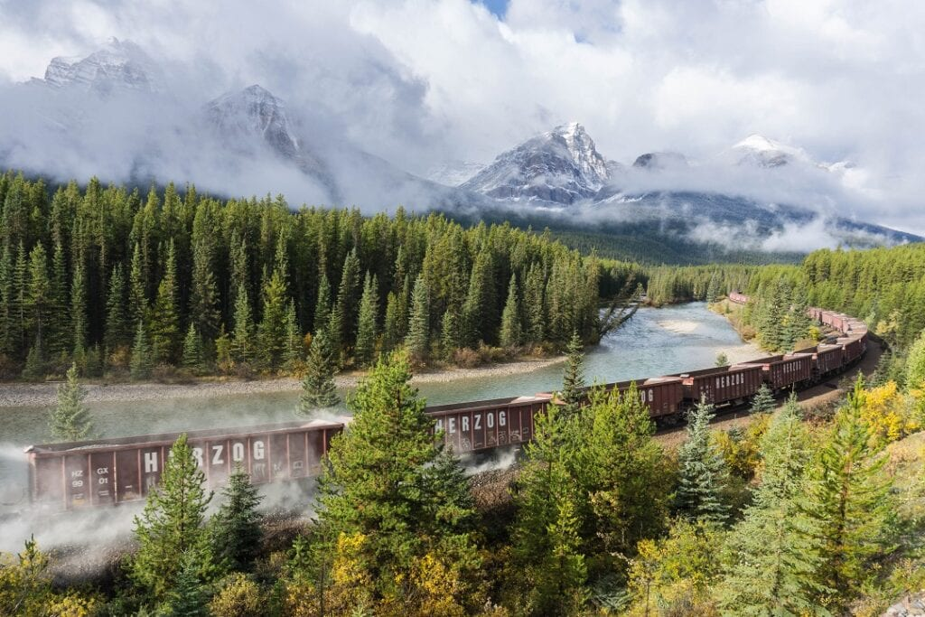 Rocky Mountaineer Prices