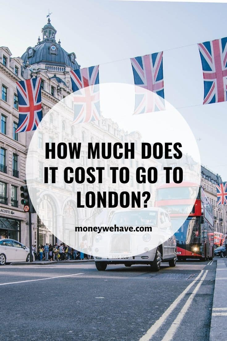 How Much Does it Cost to go to London?
