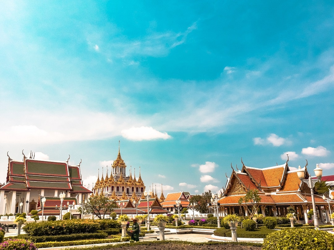 How much does it cost to go to Bangkok Grand Palace