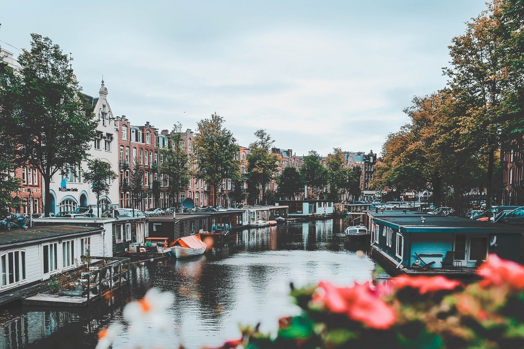 Europe trip cost Amsterdam