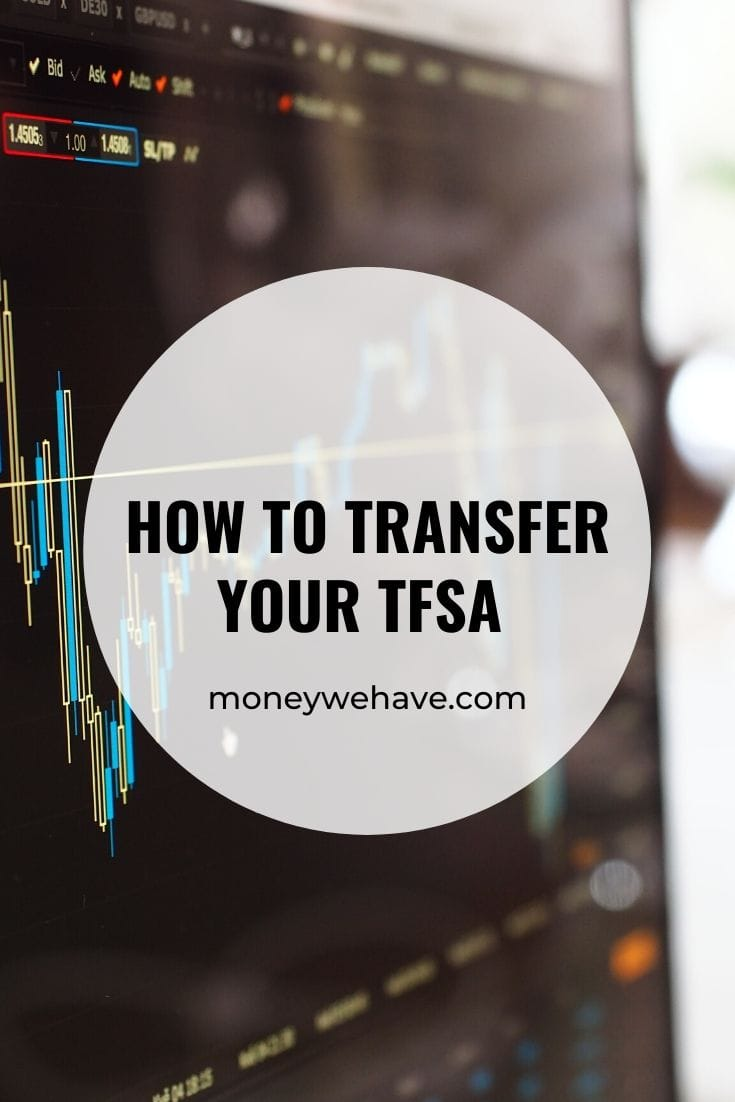 How to Transfer Your TFSA to Another Financial Institution