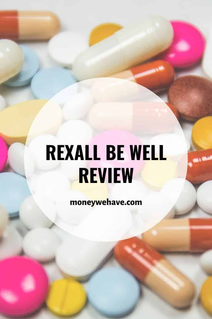 Rexall Be Well Review