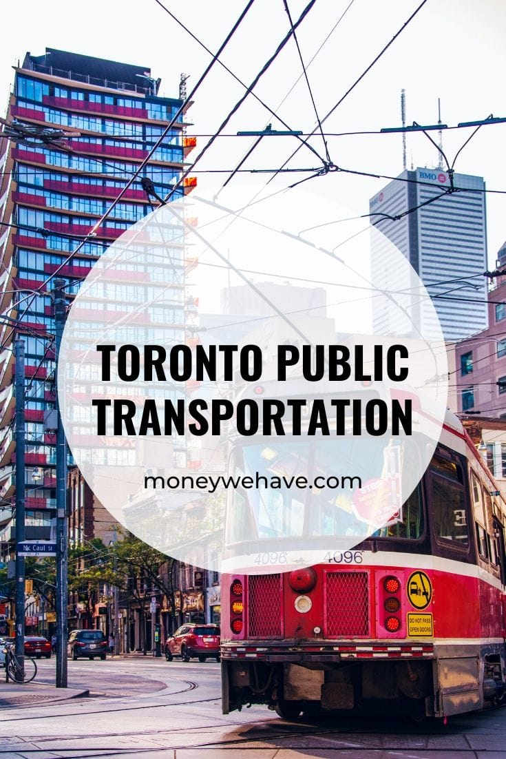 Toronto Public Transportation: How to ride the TTC