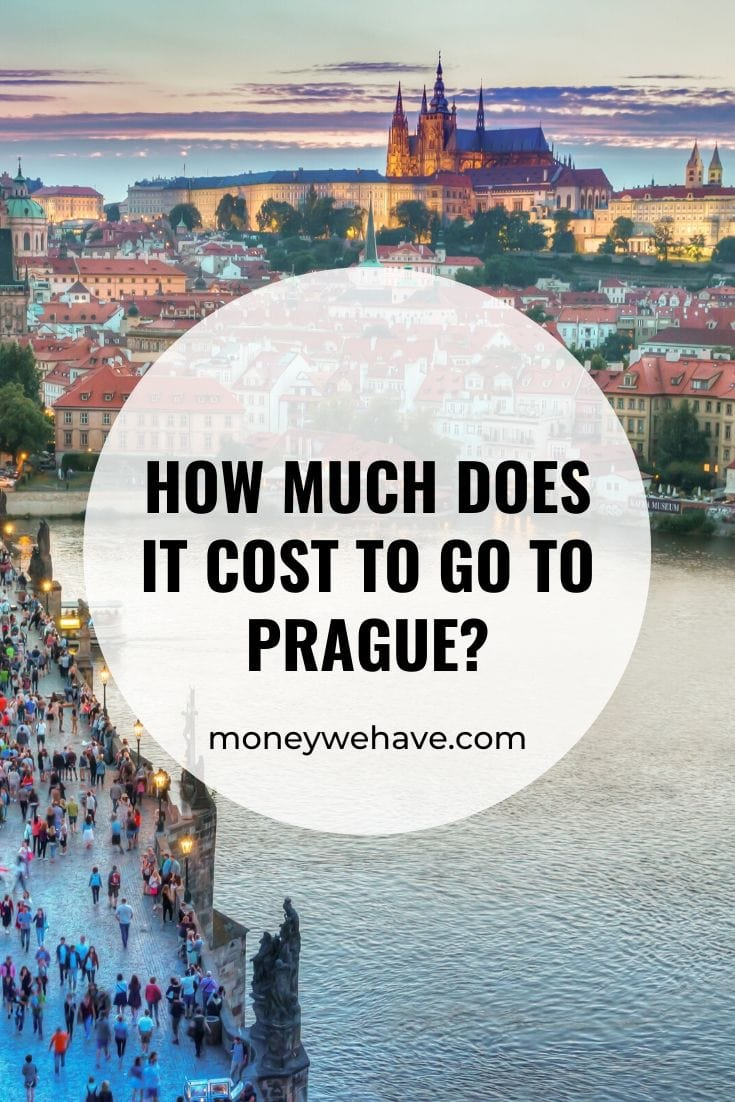 How Much Does it Cost to go to Prague?