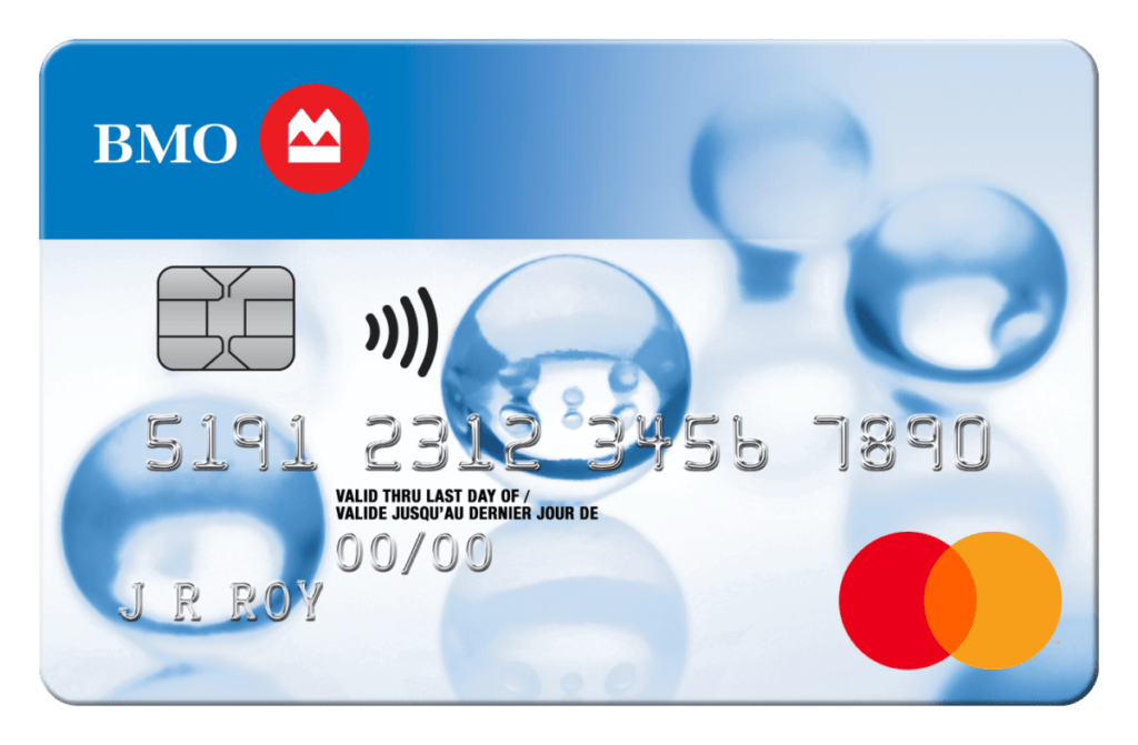 Best BMO credit cards BMO Preferred Rate Mastercard