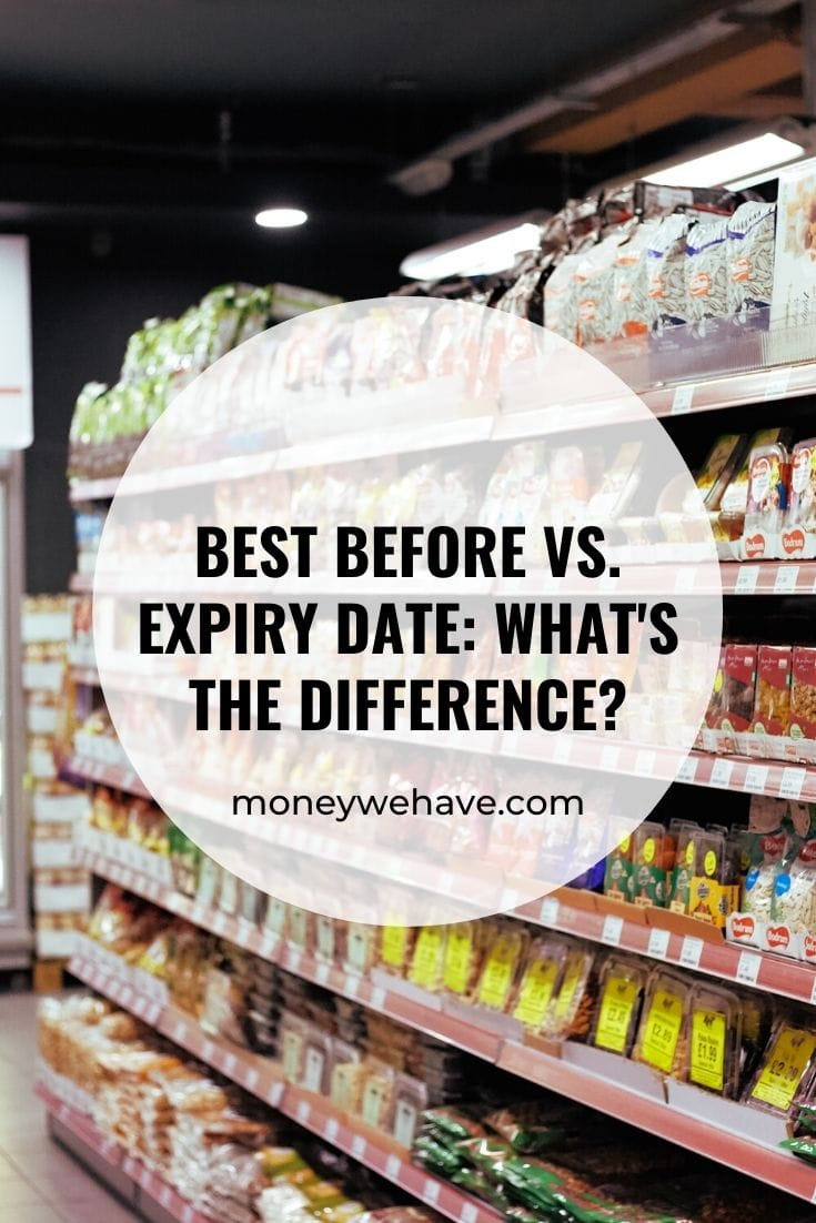 Best Before vs. Expiry Date: What's the difference?