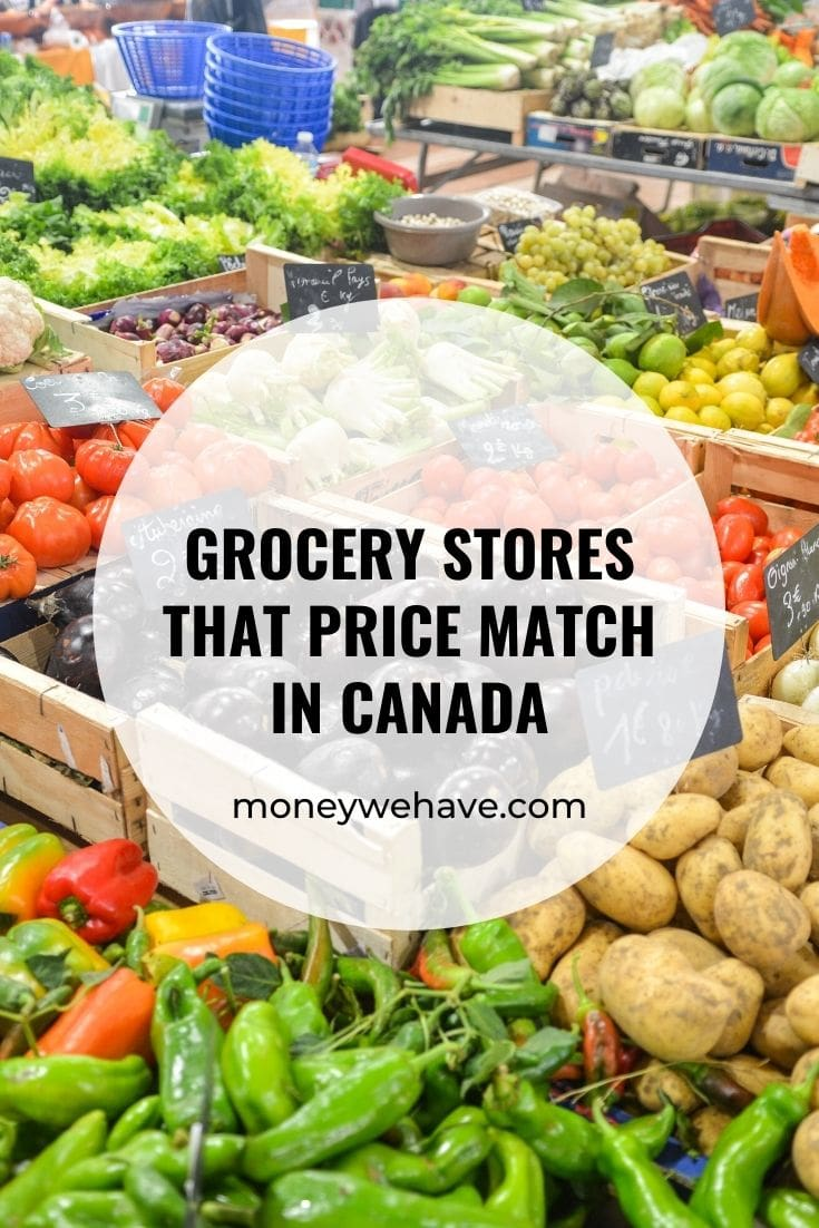 Grocery Stores That Price Match in Canada