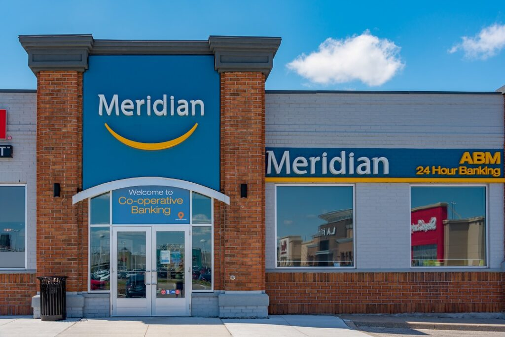 What is a credit union Meridian