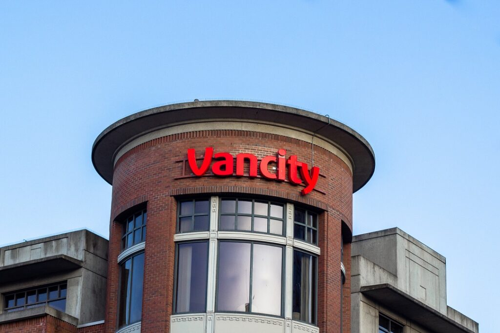 What is a credit union Vancity