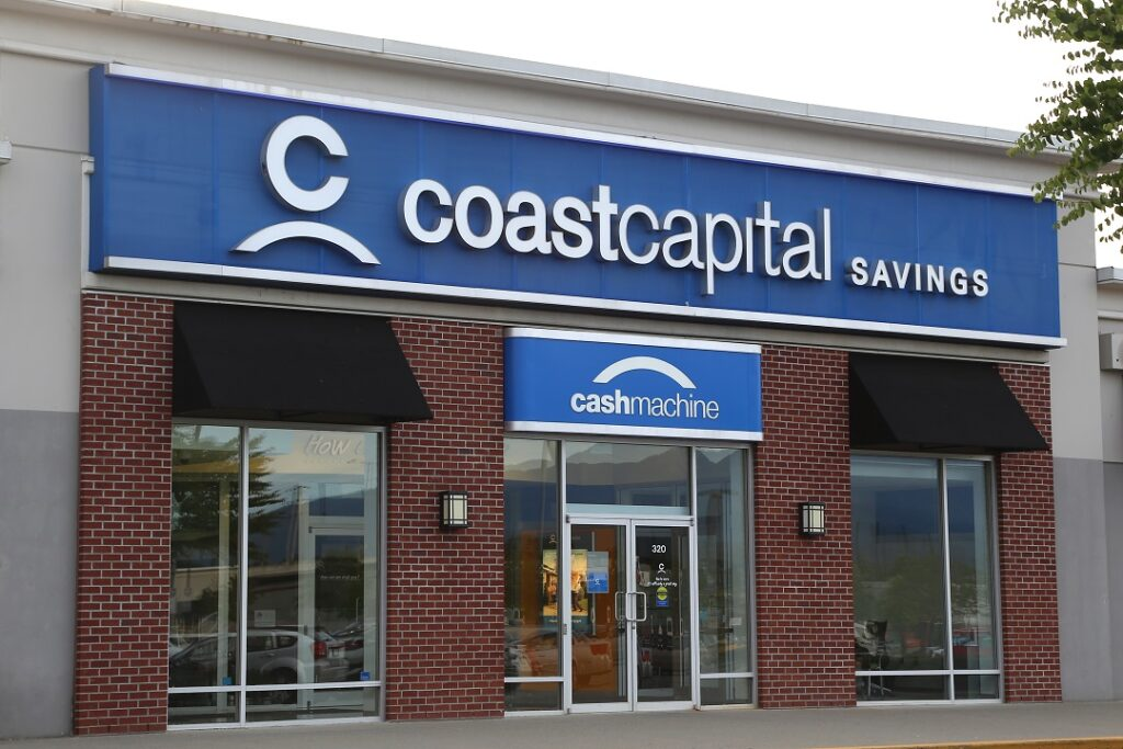 What is a credit union Coast Capital