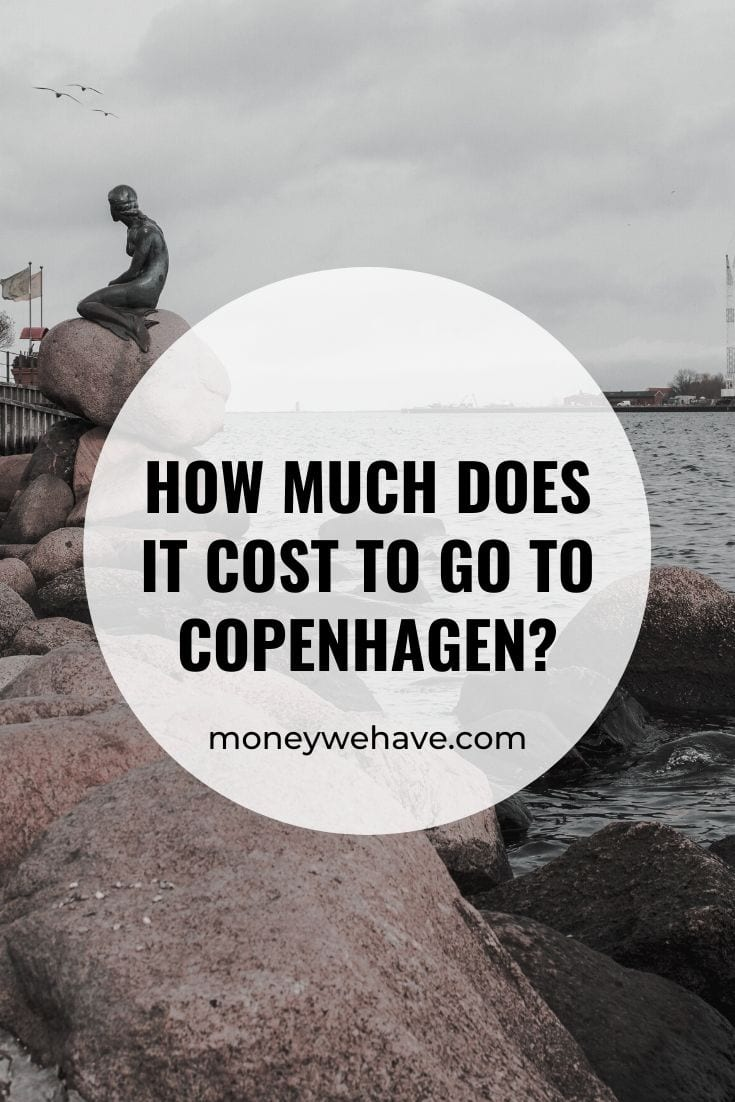 How Much Does it Cost to go to Copenhagen?