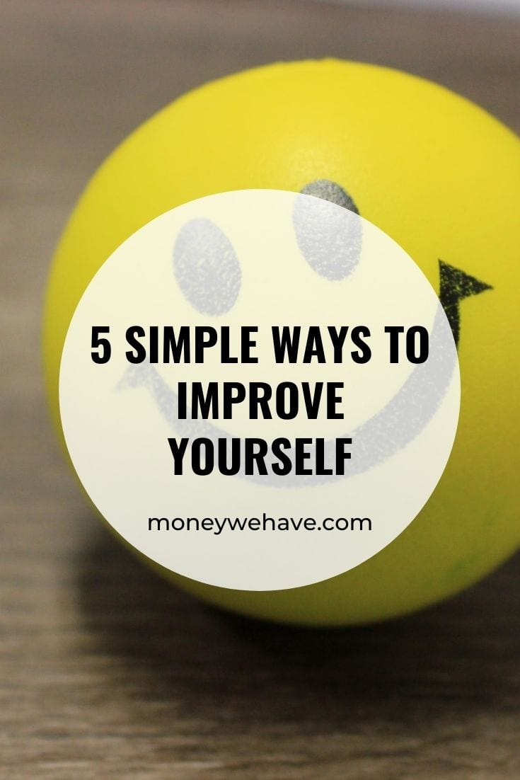 5 Simple Ways to Improve Yourself