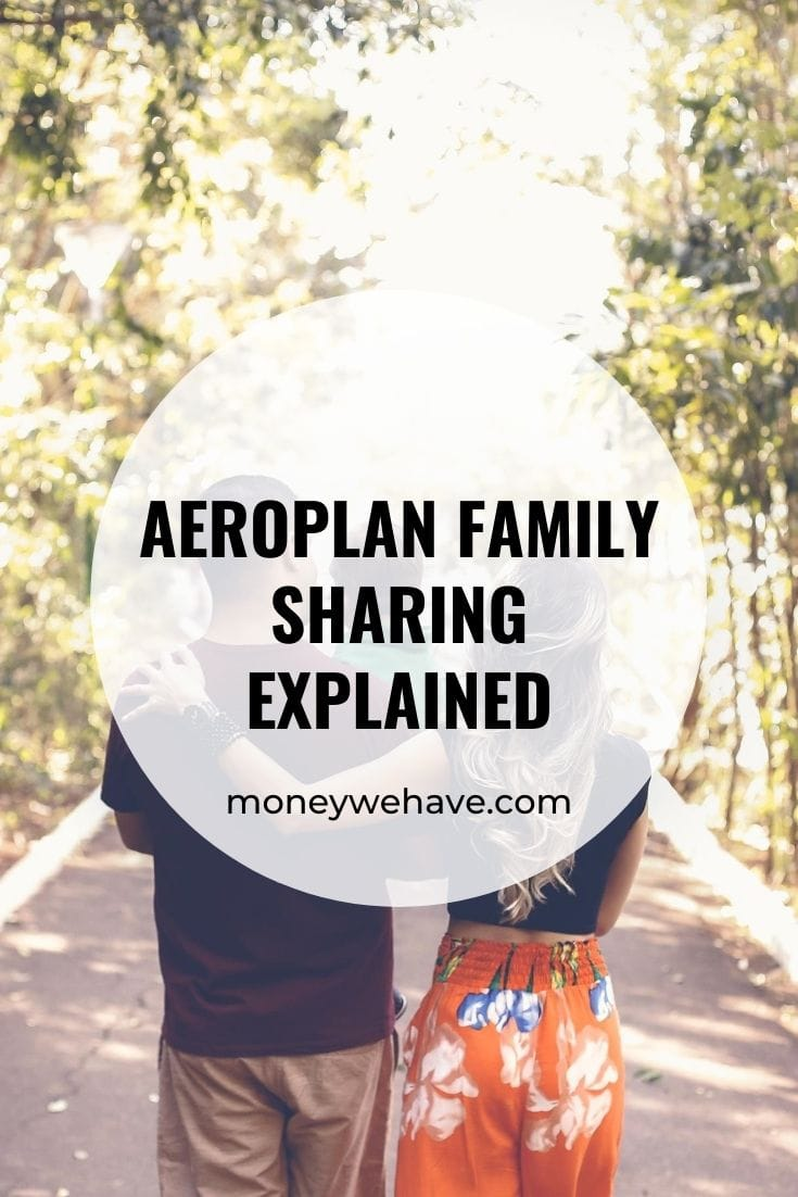 Aeroplan Family Sharing Explained