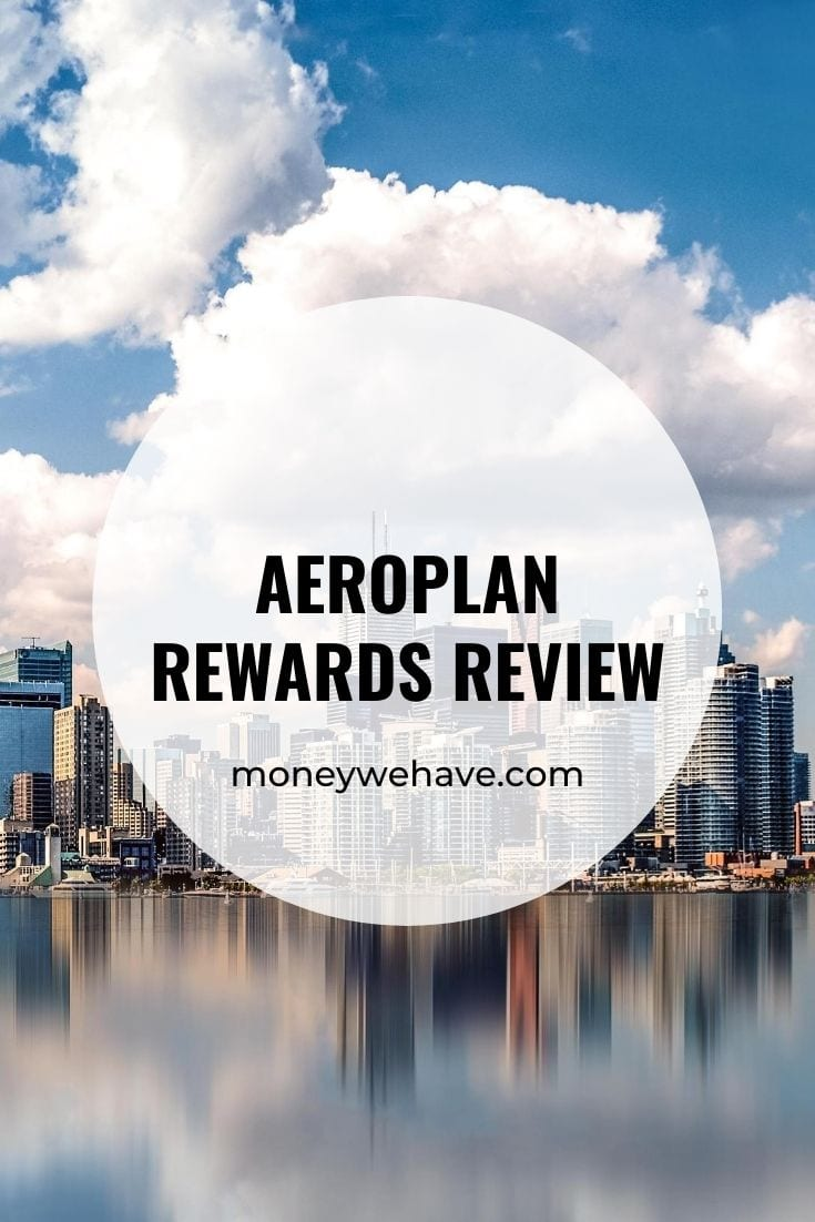 Aeroplan Rewards Review