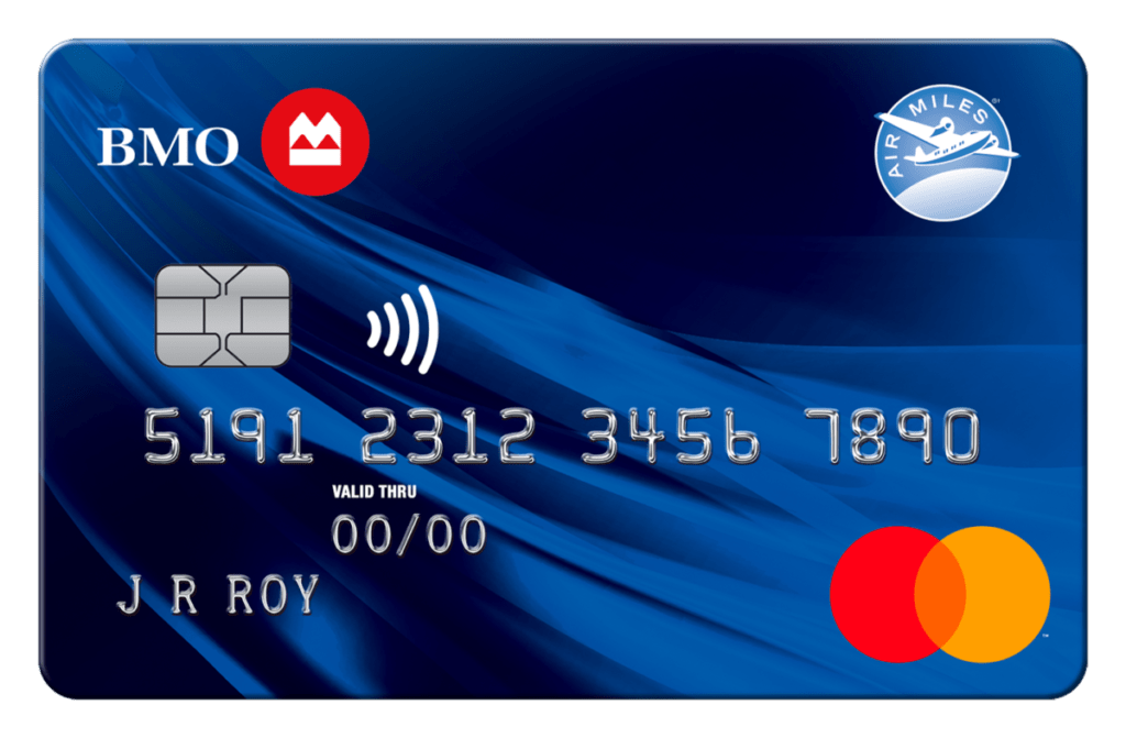 Best BMO credit cards Air Miles