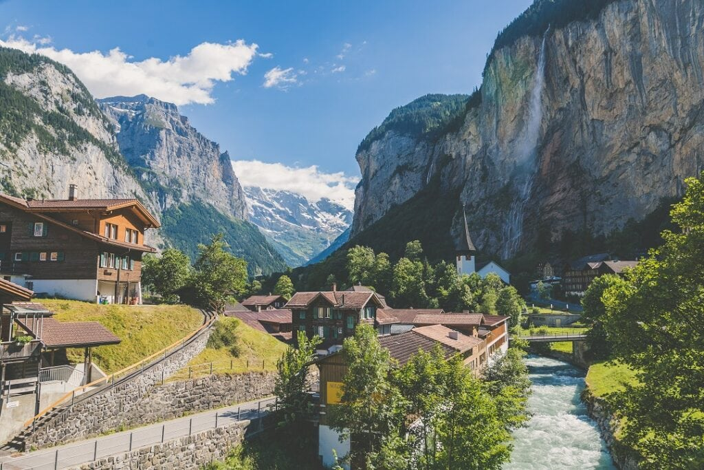 Cost to go to Switzerland spending