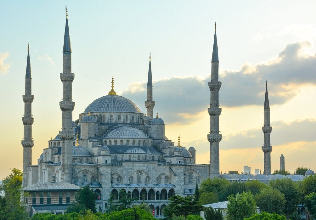 How much does it cost to go to Turkey Mosque