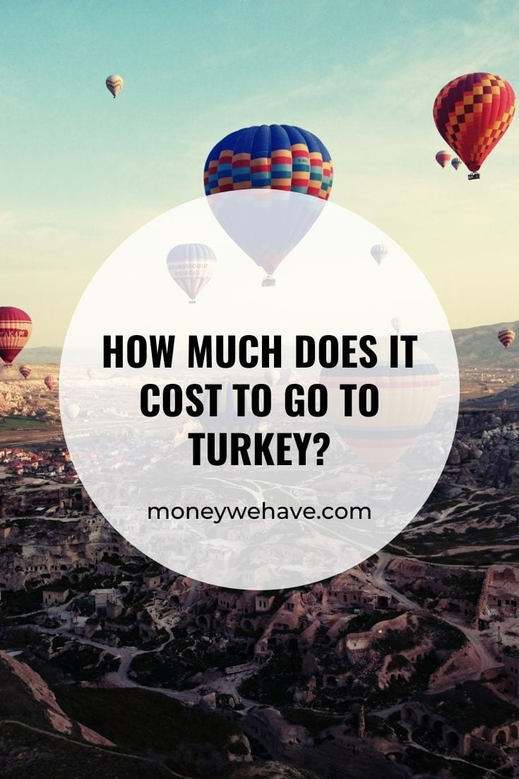 How Much Does it Cost to go to Turkey?
