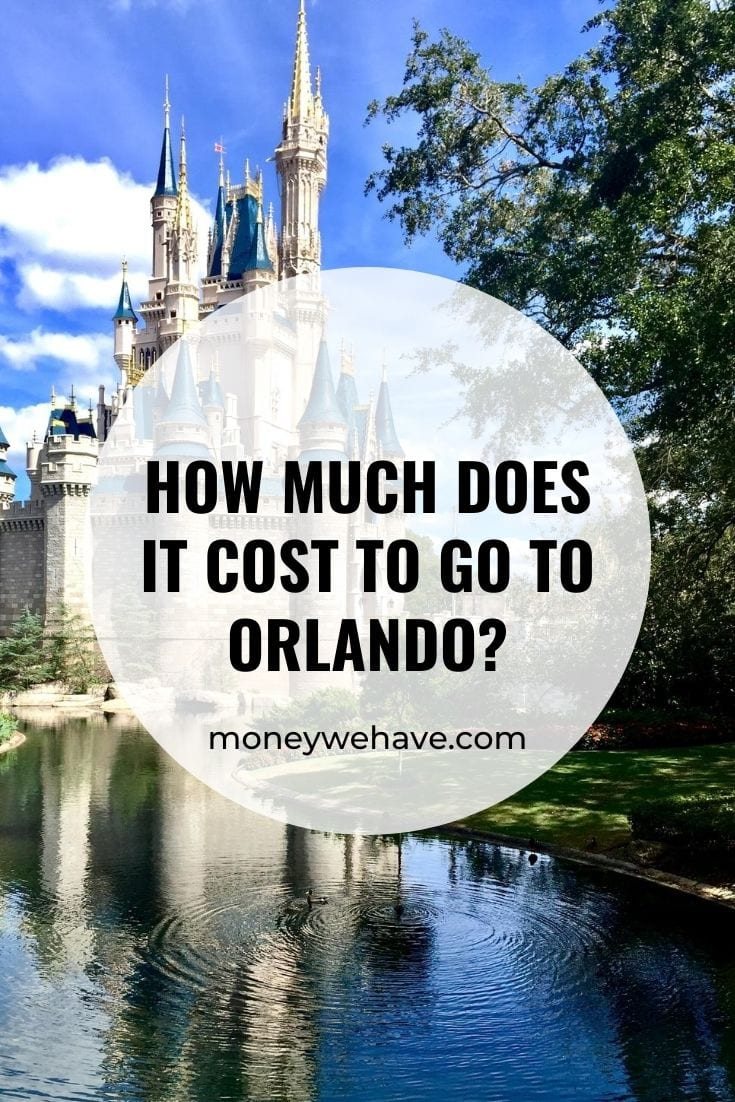 How Much Does it Cost to go to Orlando?