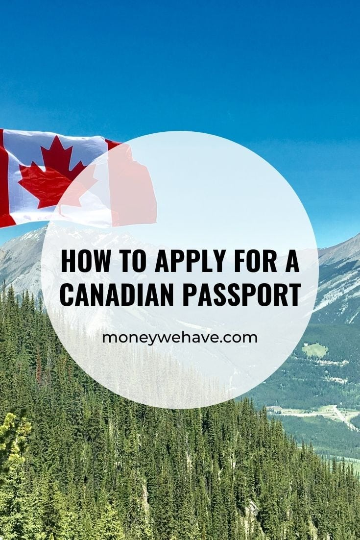 How to Apply for a Canadian Passport