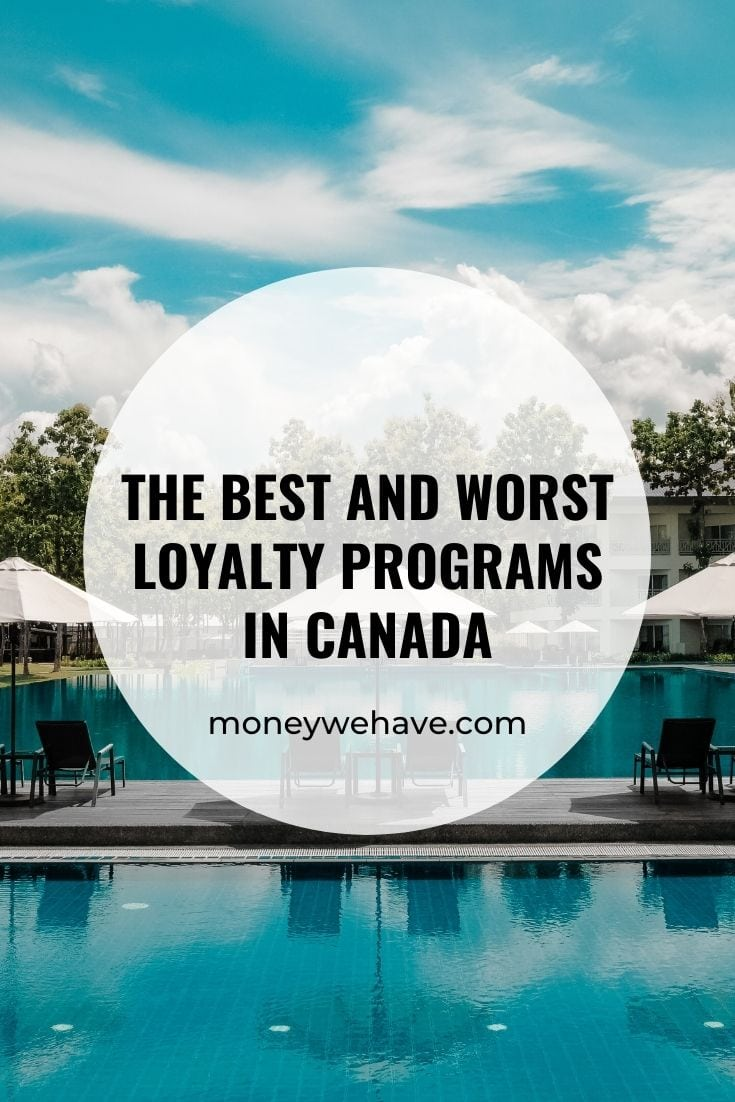 The Best and Worst Loyalty Programs in Canada