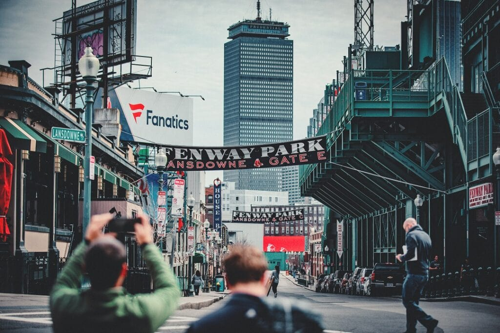 How much does it cost to go to Boston Fenway
