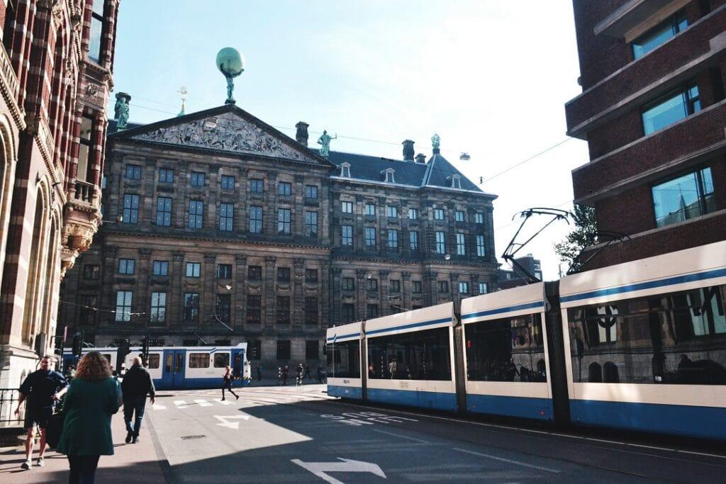 Amsterdam on a budget transportation