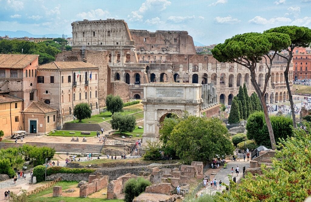 Italy on a budget attractions