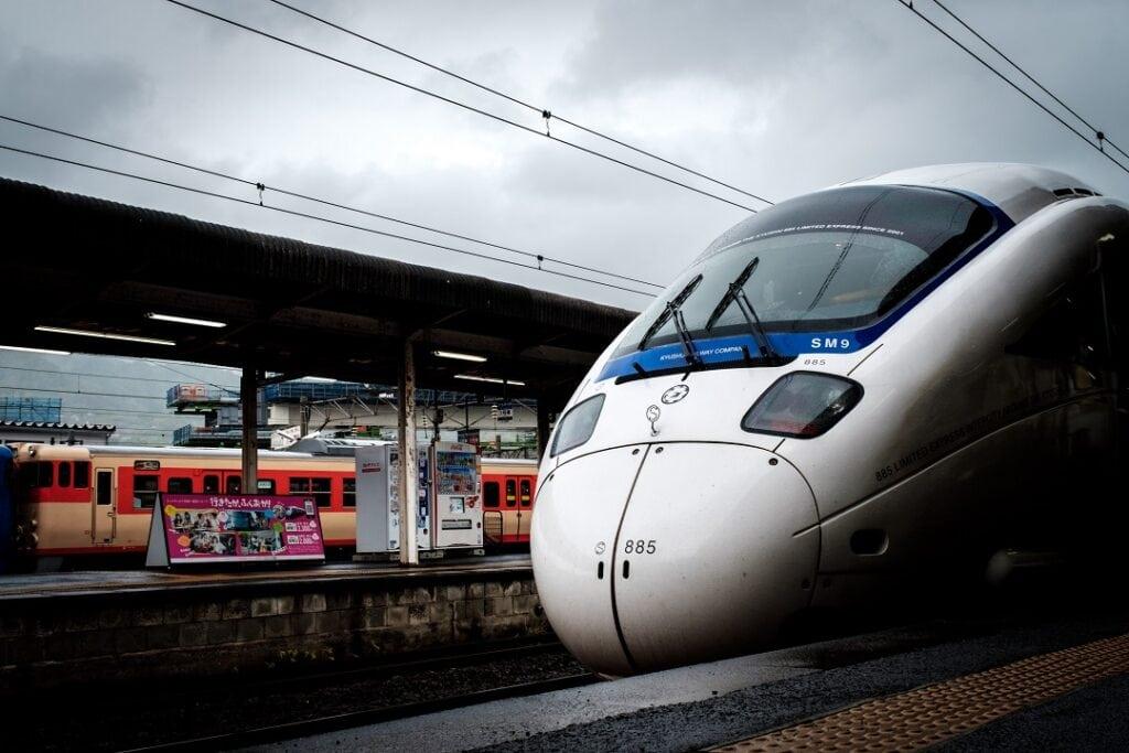 Japan on a budget transportation