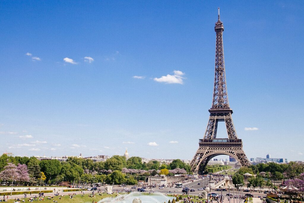Paris on a budget attractions